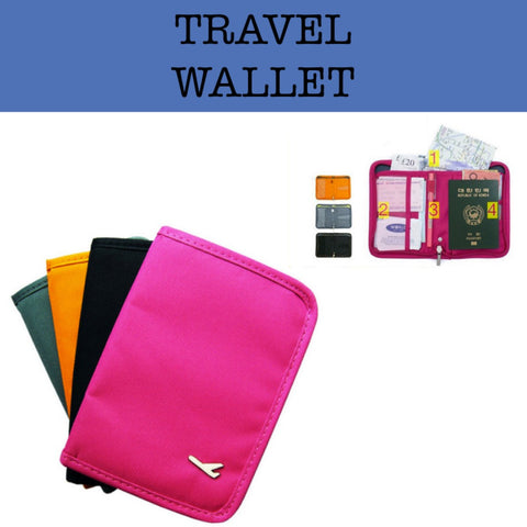 travel wallet corporate gifts