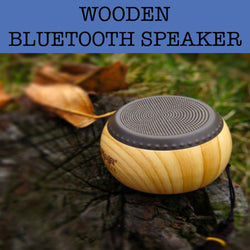 wooden bluetooth speaker corporate gifts