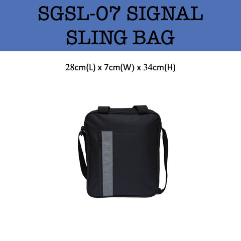 signal sling bag corporate gifts door gift