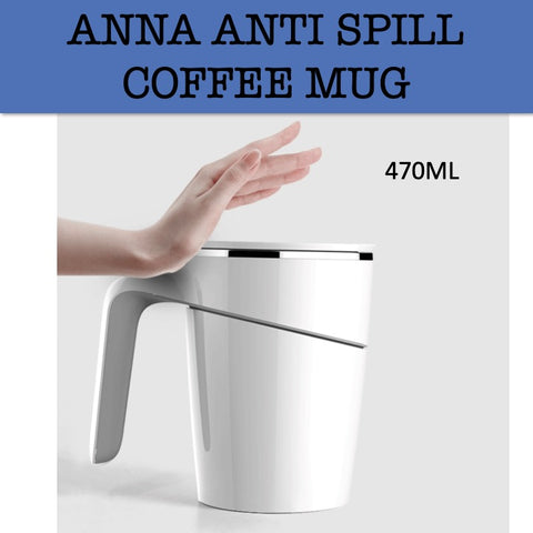 anti spill coffee mug tumbler corporate gifts door gift