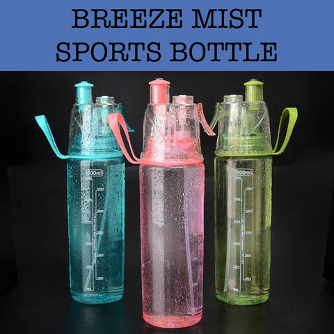 mist sports bottle corporate gifts door gift