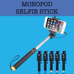 monopod selfie stick corporate gift