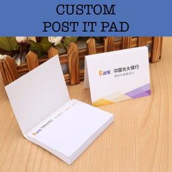 custom post it pad corporate gifts