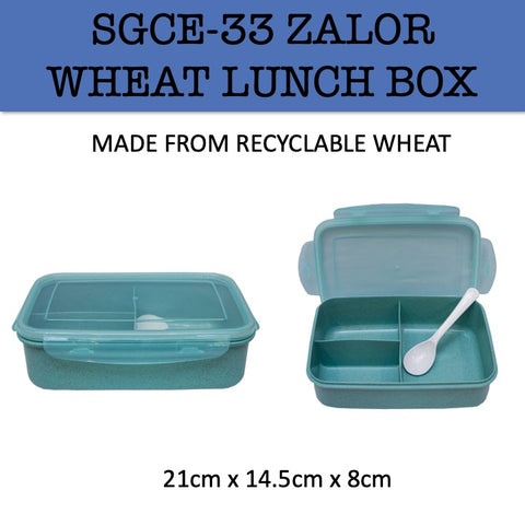 eco friendly wheat lunch box corporate gifts door gift