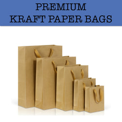 kraft paper bag corporate gifts
