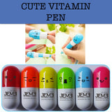 vitamin promotional pen corporate gifts