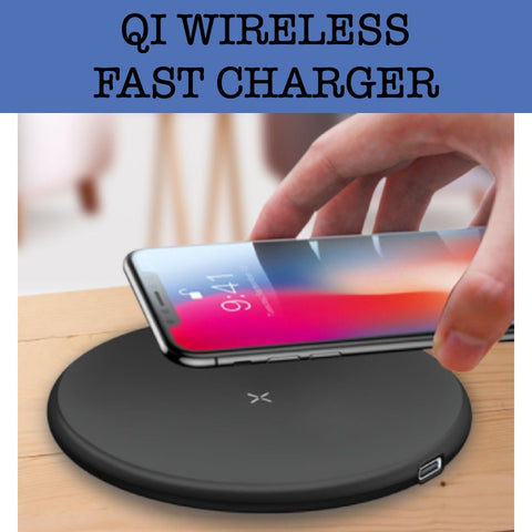 Qi Wireless Fast Charger corporate gifts door gift giveaway