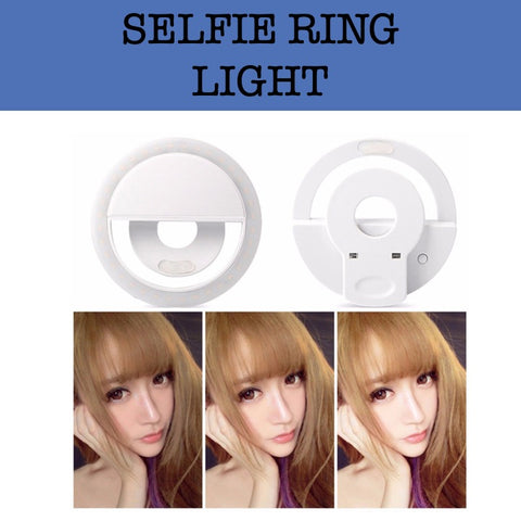 Selfie ring light corporate gifts door gift personalised gift