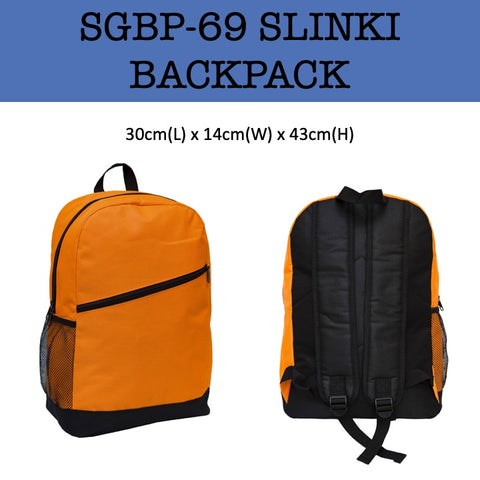 slinki backpack bag corporate gifts door gift