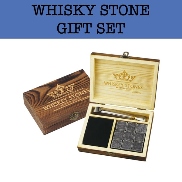 whisky stone gift set corporate gifts door gift