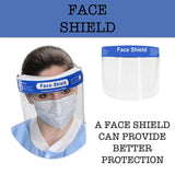 face shield face mask corporate gifts door gift