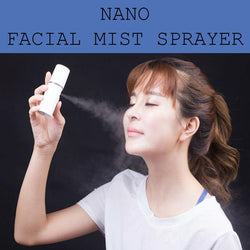 nano facial mist atomizer sprayer corporate gifts door gift