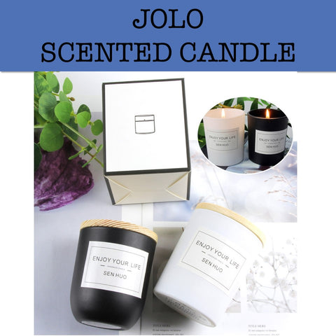 jolo scented candle corporate gifts door gift