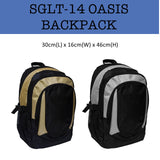 oasis laptop backpack bag corporate gifts door gift