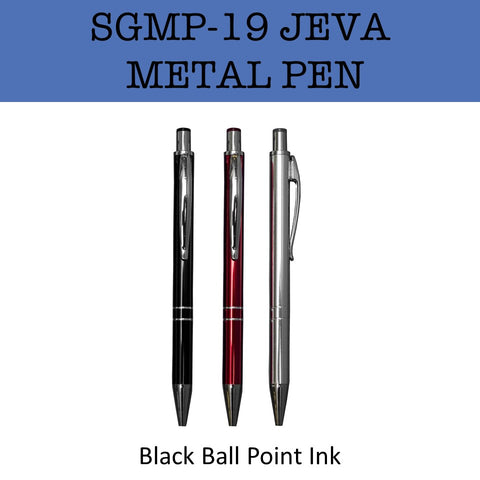 jeval metal executive pen corporate gifts door gift