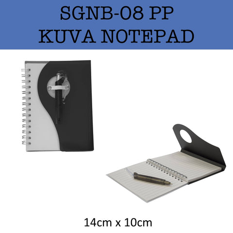 pp kuva notepad notebook corporate gifts door gift