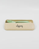 hyphens eco cutlery set corporate gift door gift