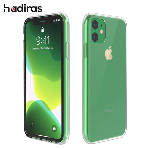 Ultra Thin Transparent Airbag Shockproof Soft TPU Case For iPhone 11 Pro Max XR X XS Max