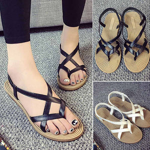 Bandage Bohemia Leisure Casual Sandals - i-stylish mall