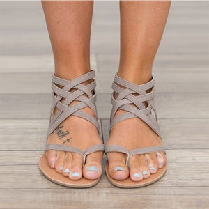 New Trend Gladiator Summer Sandals - i-stylish mall