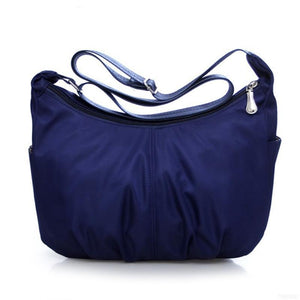 Nylon Waterproof Women's Messenger Shoulder Bag - i-stylish mall