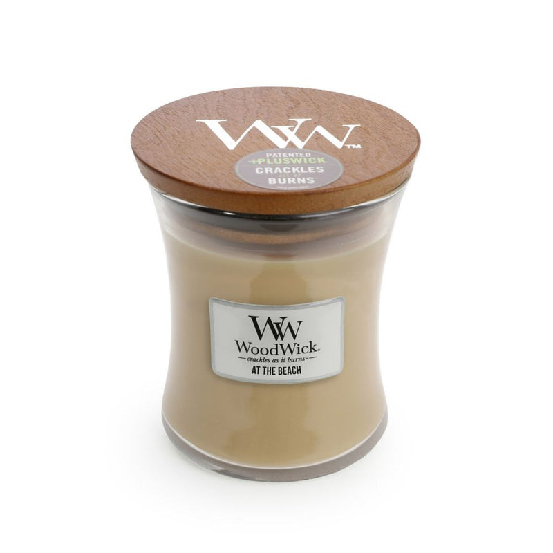 Woodwick Candle At The Beach Medium