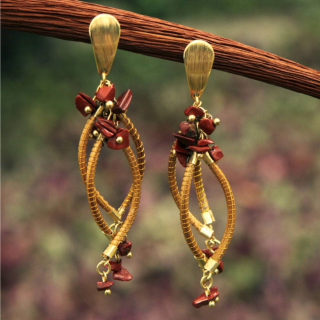 Natural Chimes Earrings