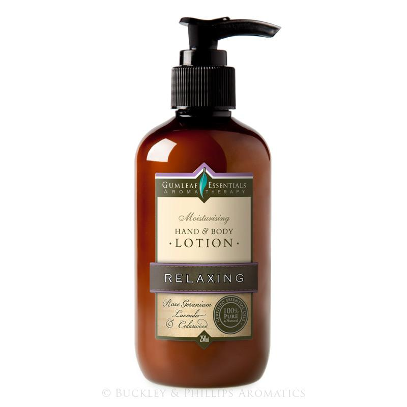 Relaxing Moisturising Hand & Body Lotion