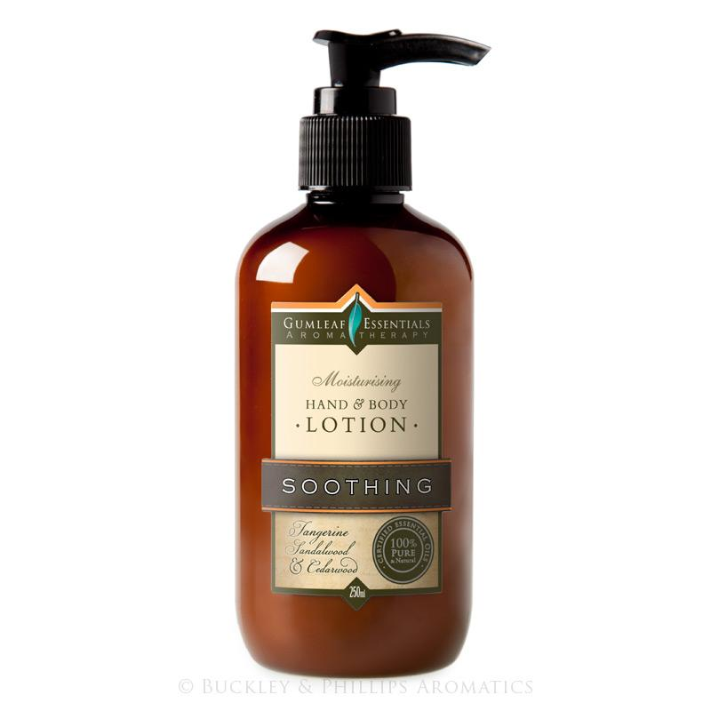 Soothing Moisturising Hand & Body Lotion