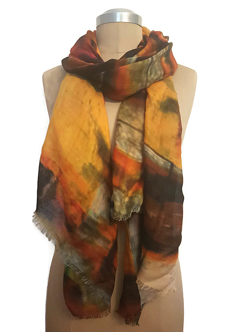 We'll Always have Paris Modal / Cashmere Scarf