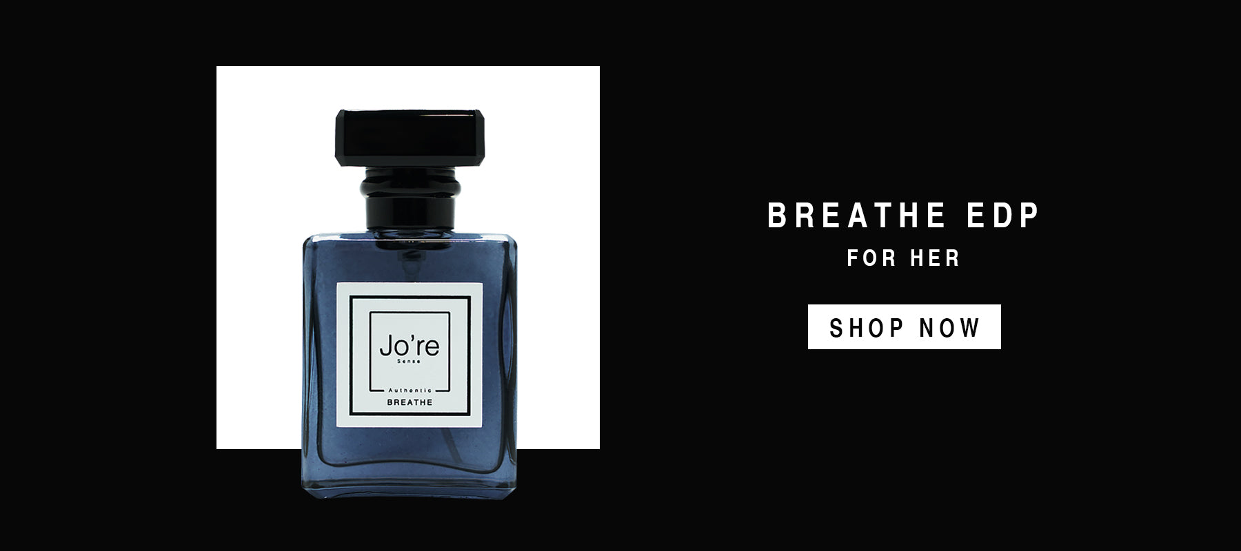 Jo're Sense The Collection Breathe Perfume For Her