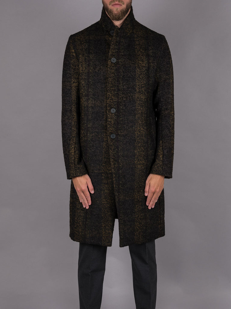 Hannibal Mantel Coat Men