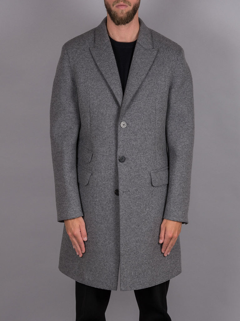 Neil Barrett Mantel Coat Men