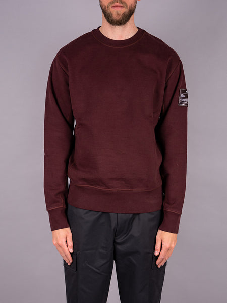 Helmut Lang Sweater red Rost rot