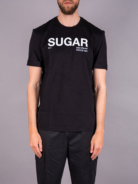Neil Barrett T-Shirt schwarz black Men
