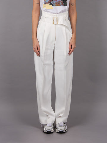 Golden Goose Hose Trousers weiß white Women