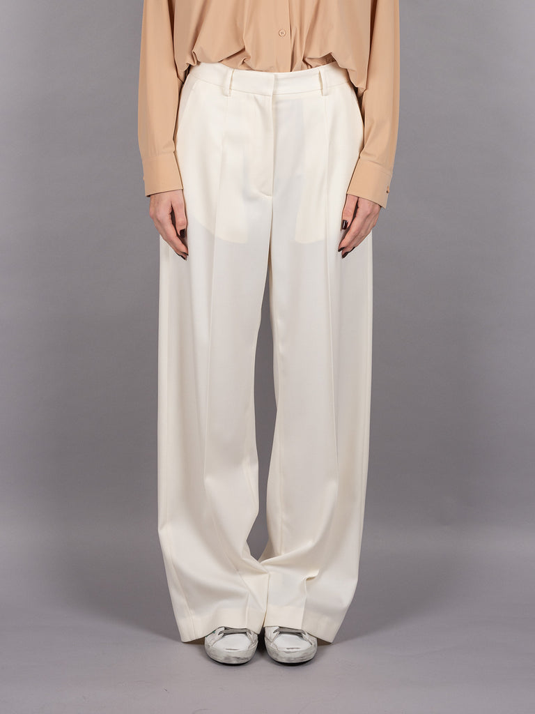 MM6 Maison Margiela Hose Trousers off white creme Women