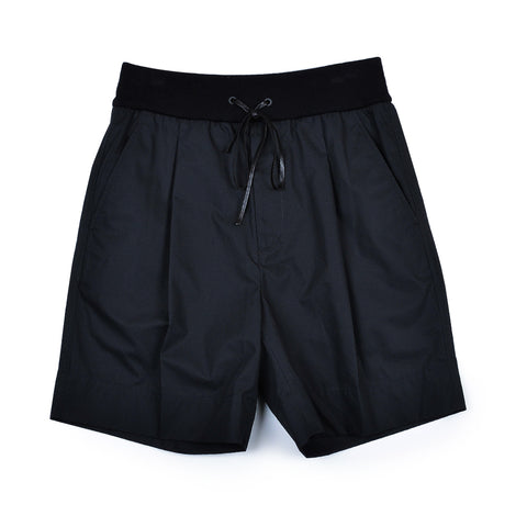 Pleated Walking Shorts
