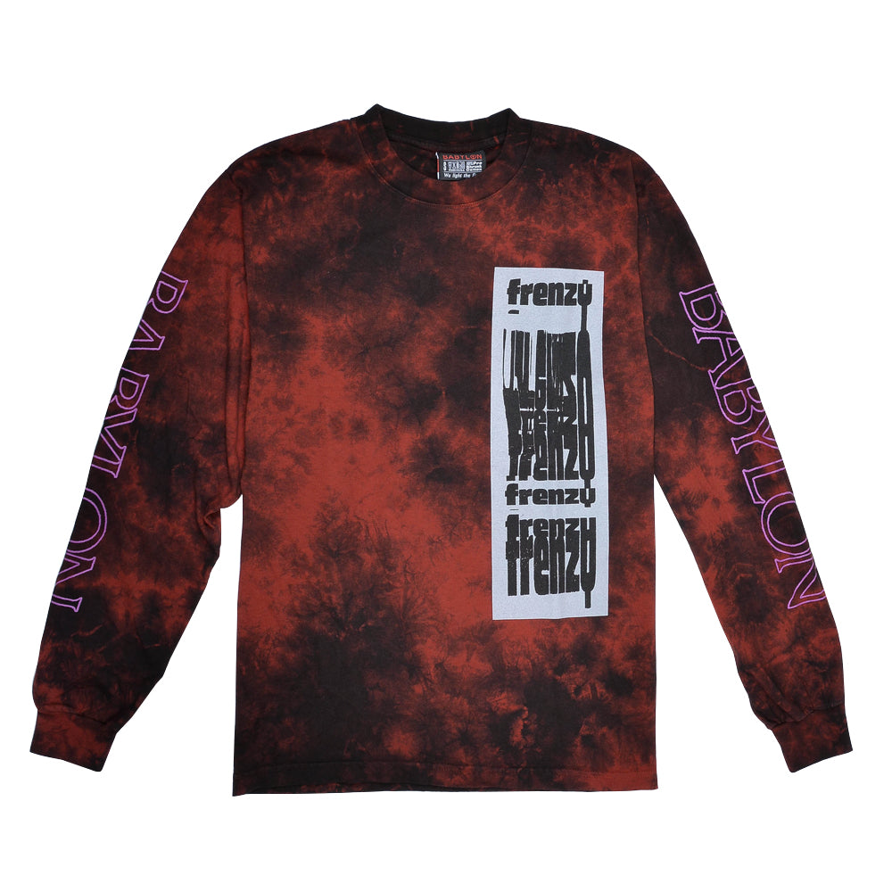 Frenzy Long Sleeve