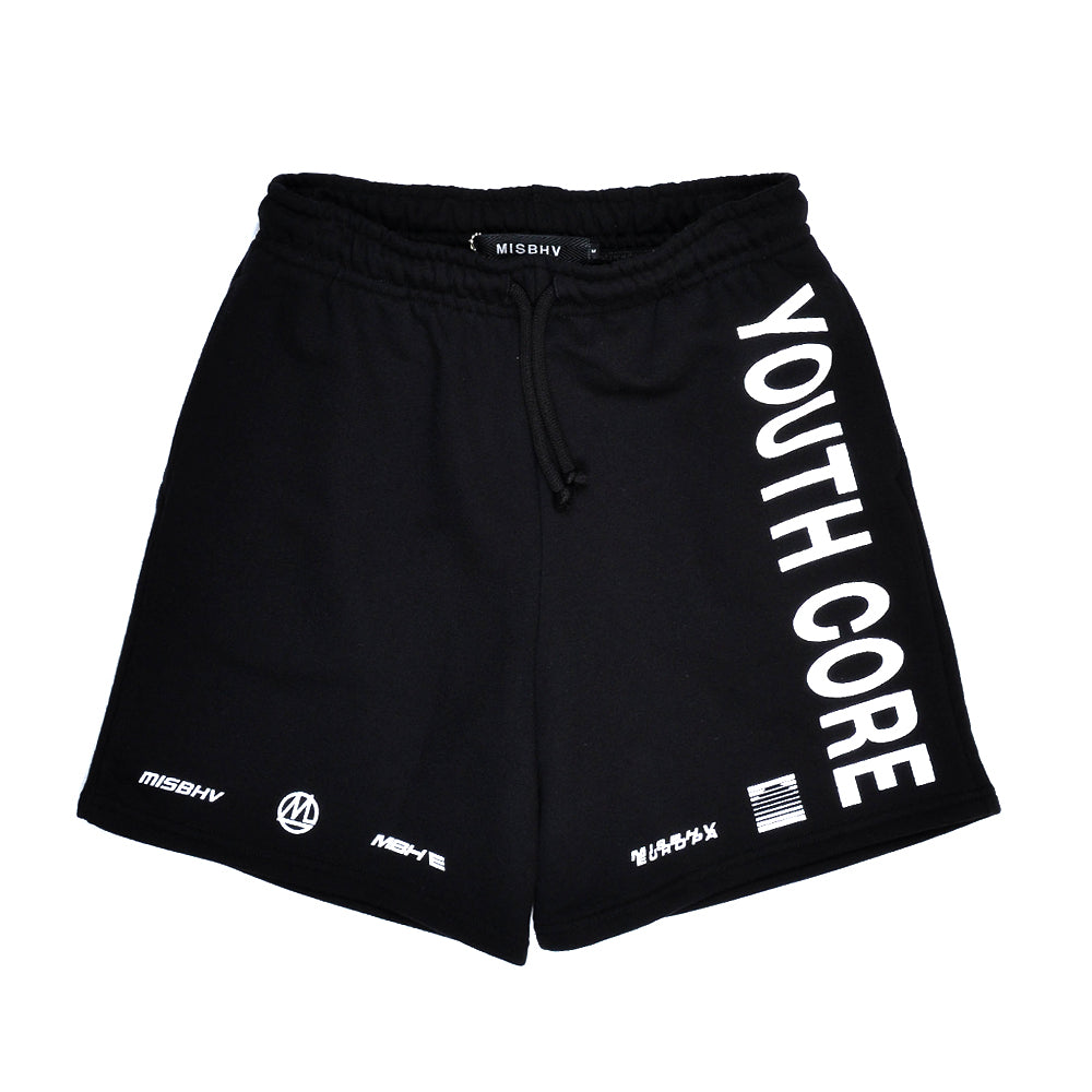 Youth Core Shorts Black
