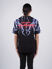 Lightning Collage Tee