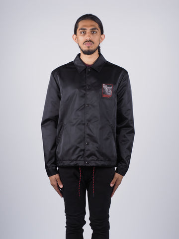 Slow and Steady Coach Jacket