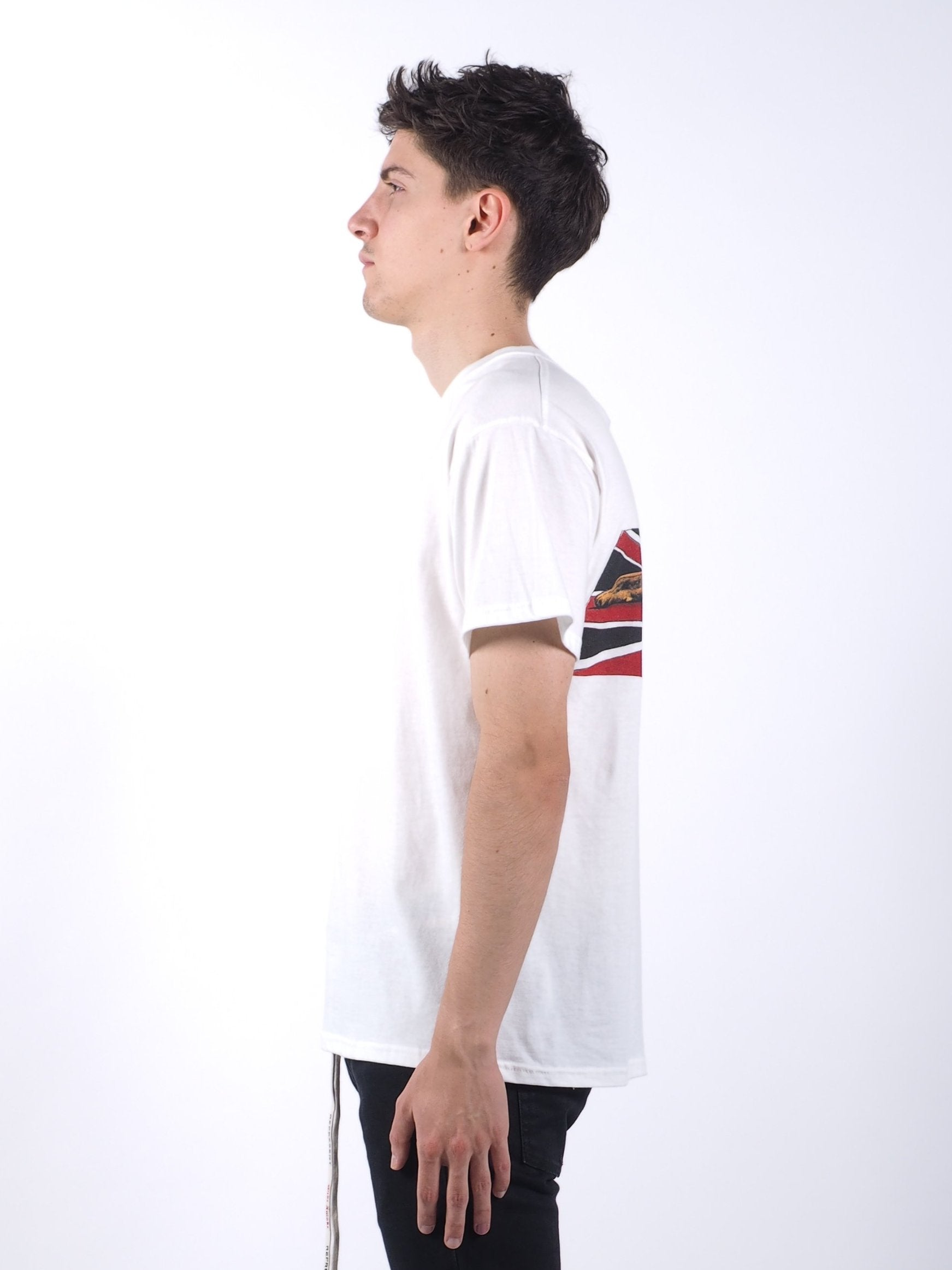 Wide Awake Tshirt White