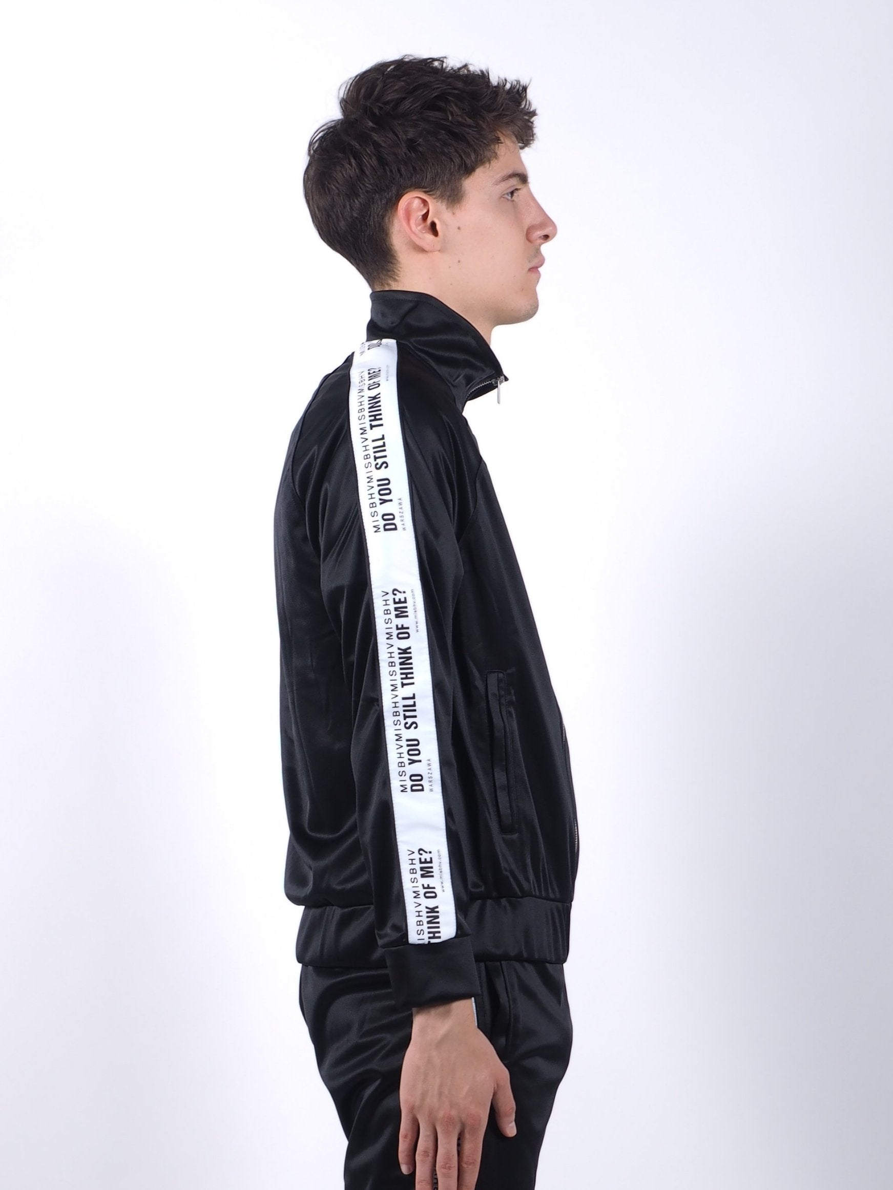 Tape Tracksuit Top