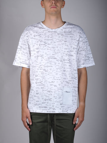 All Over Receipt Tshirt