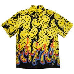 Smiley Flames SS Tee