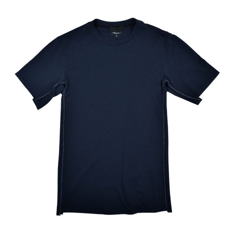 SS Re-constructed Tshirt Midnight