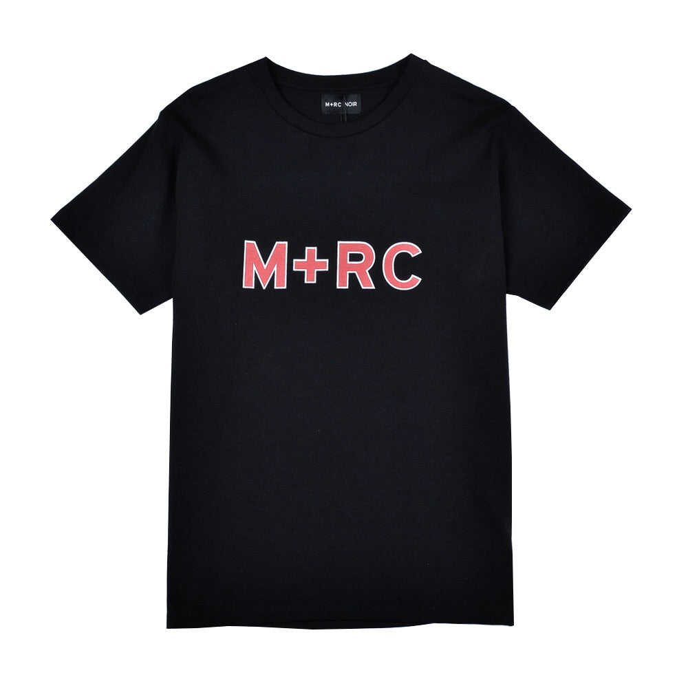 M+RC Outline Tshirt Black
