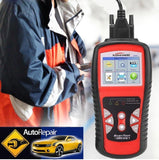 Konnwei KW830 EOBD OBD OBDII Scanner Reader Car Vehicles Diagnostic Tool Detector - edragonmall.com