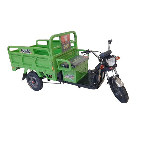 BJ-SJ150 1.5M Old Age Scooter Pull Cargo Climbing Electric Tricycle E-Bike, Electric three-wheeled truck
